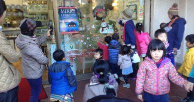 3rd year みんなのツリー@洋菓子店ロワールwith「いちにのさん」